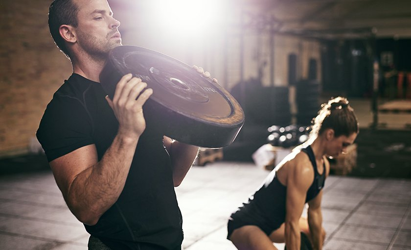 How Lifting Weights Boosts Your Metabolism