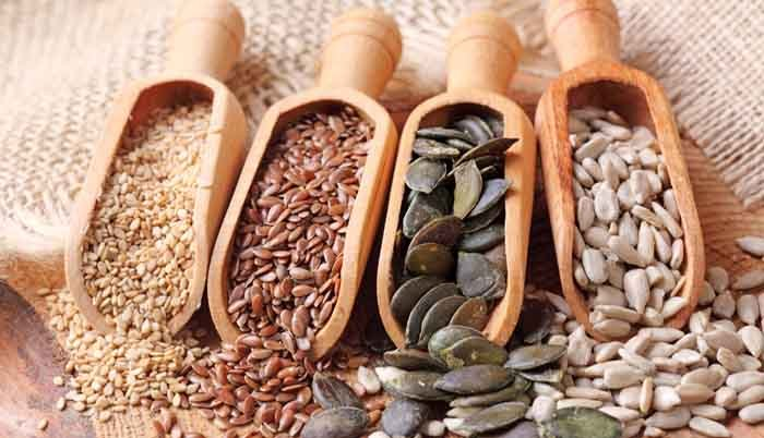 Healthy seeds to add to your diet