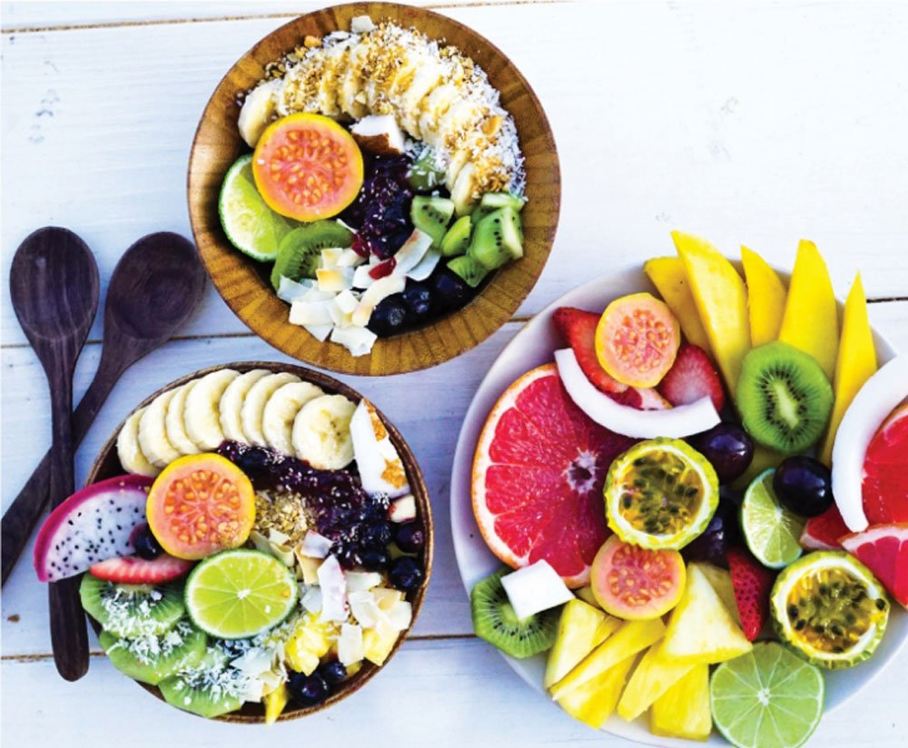 Superfoods that increase vitality
