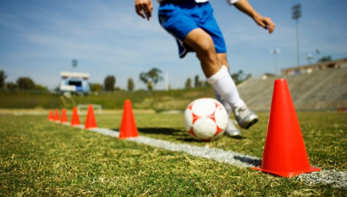Agility training - improve your coordination
