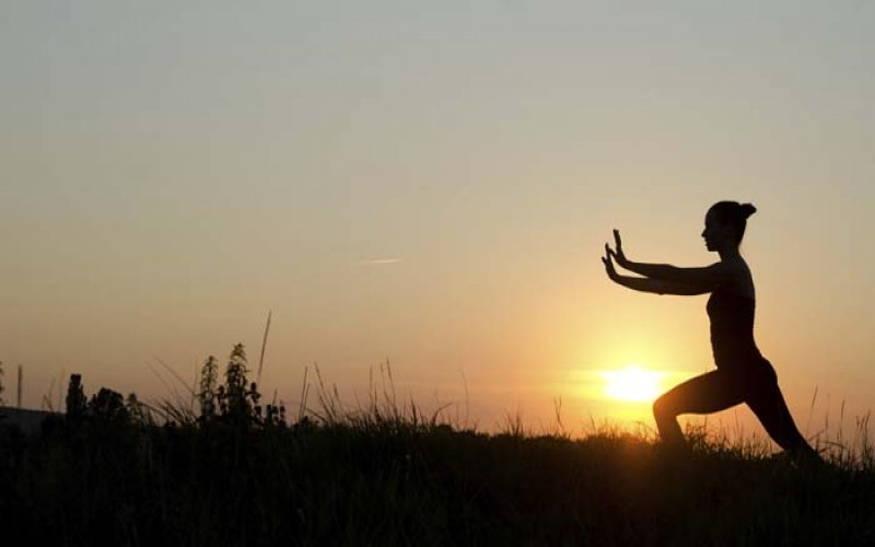 Ease into the New Year with tai chi
