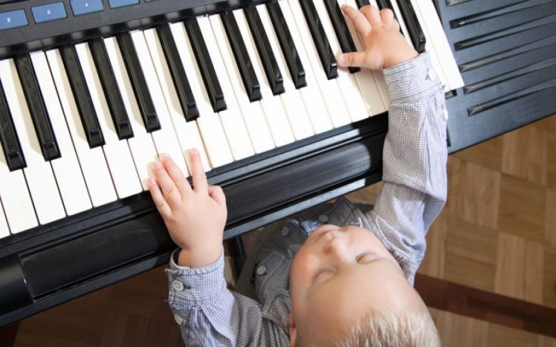 Music lessons and child development