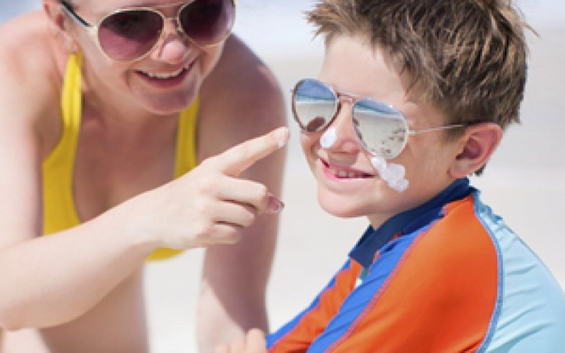 Sunscreen – simply not enough