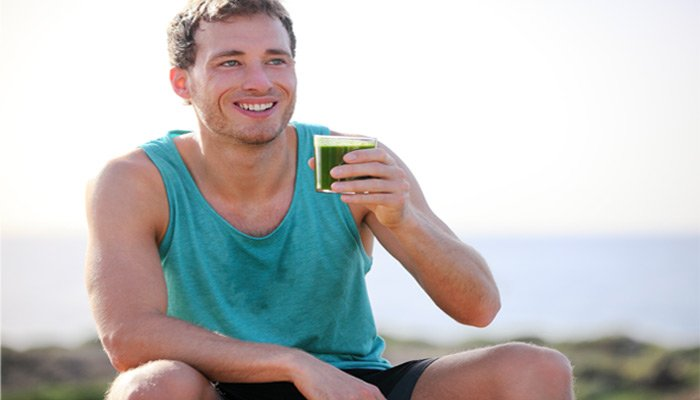 Use smoothies for post-workout recovery