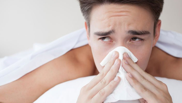How to deal with sinusitis pain