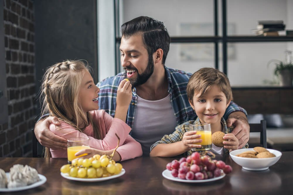 The Importance of Food and Nutrition for Kid's Behaviour and Brain Development